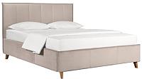 Двуспальная кровать ДеньНочь Оттавия К03 KR00-26Le 180x200 (PR02/PR02) -