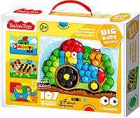 Развивающая игрушка Десятое королевство Мозаика. Baby Toys / 02519 -