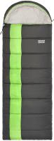 Спальный мешок Trek Planet Dreamer Comfort / 70387-R (серый/зеленый) -