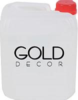 Растворитель GoldDecor Уайт-Спирит ПЭТ (4.5л) -