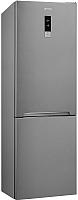 Холодильник с морозильником Smeg FC202PXNE -