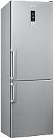 Холодильник с морозильником Smeg FC3732PXNFE -