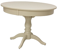Обеденный стол Импэкс Leset Мичиган 2Р 1013 (слоновая кость) -