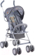 Детская прогулочная коляска Lorelli Trek Grey Cute Kitten (10020881805) -