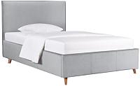 Односпальная кровать ДеньНочь Солерно К03 KR00-24Le 90x200 (PR05/PR05) -