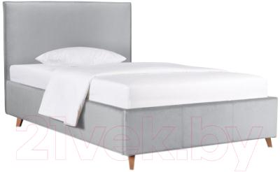 Двуспальная кровать ДеньНочь Солерно К03 KR00-24Le 160x200