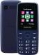 Мобильный телефон Philips Xenium E125 (синий) -