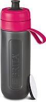 Фильтр питьевой воды Brita Fill&Go Active (розовый) -