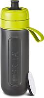 Фильтр питьевой воды Brita Fill&Go Active (лайм) -