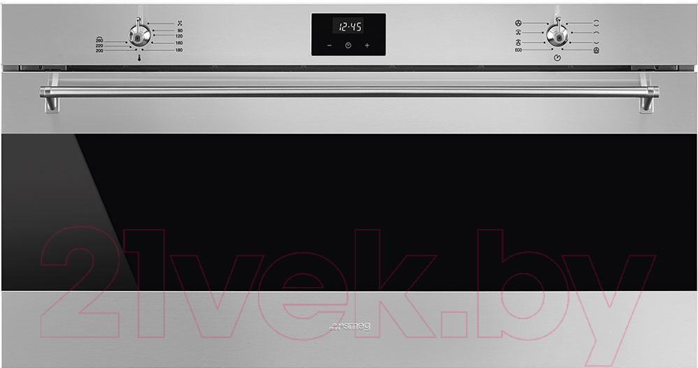 Купить Электрический духовой шкаф Smeg, SFR9300X, Италия