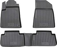 Комплект ковриков Novline NLC.10.08.210 для Citroen C5 (4шт) -