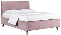 Односпальная кровать ДеньНочь Софи К03 KR00-18Le 90x200 (KN27/KN27) -