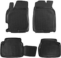 Комплект ковриков Novline NLC.33.02.210 для Mazda 6 (4шт) -