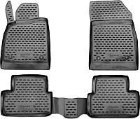 Комплект ковриков Novline NLC.37.23.210K для Opel Astra J 5D (4шт) -
