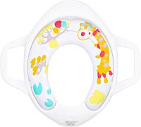 Детская накладка на унитаз Roxy-Kids Жираф / RTS-622-12 -