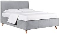 Двуспальная кровать ДеньНочь Софи К04 KR00-18L 180x200 (PR05/PR05) -
