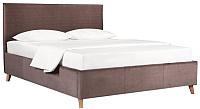 Двуспальная кровать ДеньНочь Эстель К03 KR00-28Le 180x200 (KN06/KN06) -