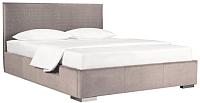 Двуспальная кровать ДеньНочь Эстель К03 KR00-28e 160x200 (PR02/PR02) -