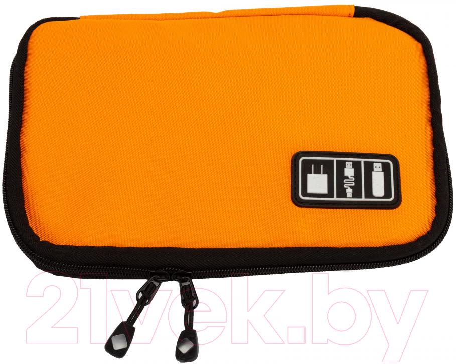 Купить Органайзер для хранения Bradex, TD 0498 (оранжевый), Китай, нейлон