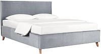 Двуспальная кровать ДеньНочь Эстель К03 KR00-28Le 180x200 (PR05/PR05) -