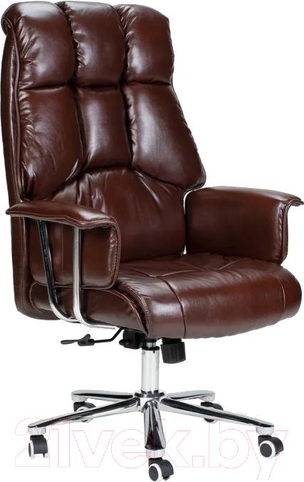 Купить Кресло офисное Norden, President / H-1133-70-8 (коричневый), Китай, President (Norden)