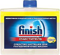 Чистящее средство для посудомоечной машины Finish Лимон (250мл) -