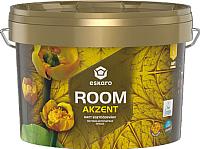 Краска Eskaro Akzent Room Matt (2.7л) -