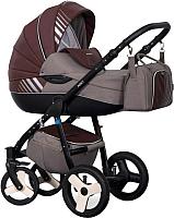 Детская универсальная коляска Riko Niki 2 в 1 (11/chocolatte) -