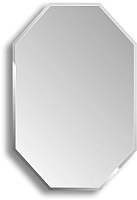 Зеркало Алмаз-Люкс 8с-С/002 -