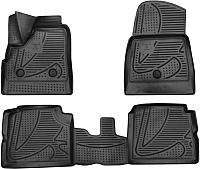 Комплект ковриков Novline F420250E1 для Lada 4X4 5D (4шт) -
