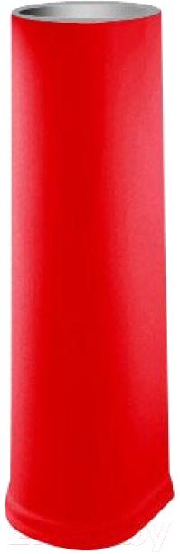 Купить Полупьедестал Оскольская керамика, Престиж (красный), Россия, фаянс/санфаянс, Престиж (Оскольская керамика)