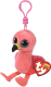 Мягкая игрушка TY Beanie Boo's Фламинго Gilda / 35210 (розовый) -