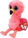 Мягкая игрушка TY Beanie Boo's Фламинго Gilda / 36848 (розовый) -