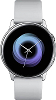 Умные часы Samsung Galaxy Watch Active / SM-R500NZSASER (серебристый) -