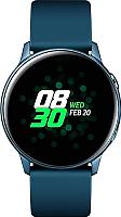 Умные часы Samsung Galaxy Watch Active / SM-R500NZGASER (морская глубина) -