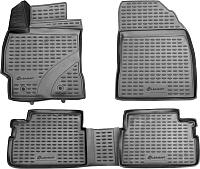 Комплект ковриков Novline NLC.3D.48.68.210K для Toyota Corolla (4шт) -