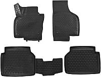 Комплект ковриков Novline NLC.3D.51.21.210KH для Volkswagen Tigua (4шт) -