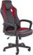 Кресло геймерское Halmar Baffin (черный/красный) -
