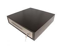 Денежный ящик HPC System 16S Push-Push (черный) -