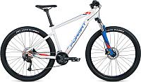 Велосипед Format 1412 / RBKM9M67S015 27.5 (L, белый матовый) -