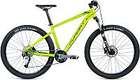 Велосипед Format 1411 27.5 2018-2019 / RBKM9M67S005 (S, желтый) -