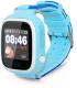 Умные часы детские Ginzzu GZ-505 (голубой) -