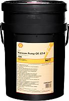 Индустриальное масло Shell Vacuum Pump Oil S2 R 100 (20л) -