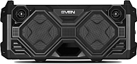 Портативная колонка Sven PS-490 (черный) -