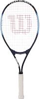 Теннисная ракетка Wilson Tour Slam Lite Gr3 / WRT30210U3 (синий/голубой) -
