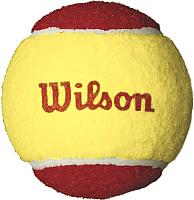 Набор теннисных мячей Wilson Starter Red / WRT137001 (3шт) -