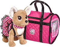 Мягкая игрушка Simba Собачка Chi-Chi love / 105893123 -