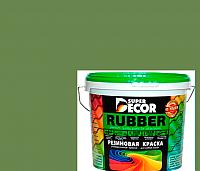 Краска Super Decor Резиновая №09 Лесная сказка (3кг) -