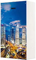 Проточныйводонагреватель Zanussi GWH 10 Fonte Glass Metropoli -