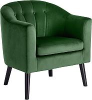 Кресло мягкое Halmar Marshal (темно-зеленый) -